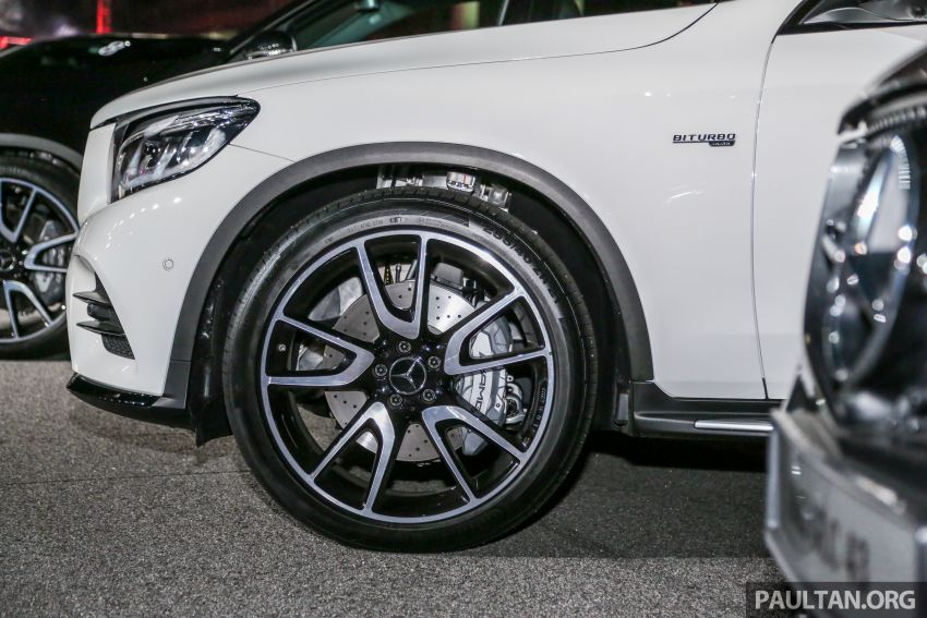 Mercedes-AMG C43 Sedan and GLC43 CKD now in M'sia – from RM409k and RM469k; up to RM91k less Image #811546