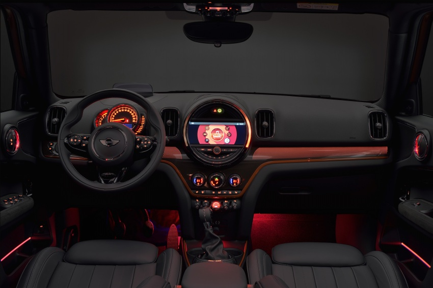 MINI Cooper S Countryman Sports launched – CKD, John Cooper Works aerokit and wheels, RM245,888 Image #803010