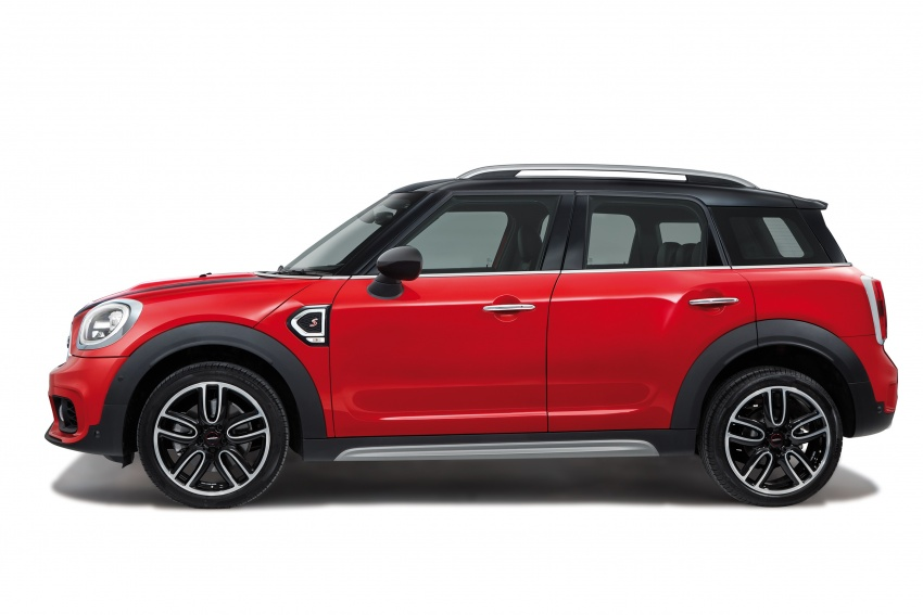 MINI Cooper S Countryman Sports launched – CKD, John Cooper Works aerokit and wheels, RM245,888 Image #803001