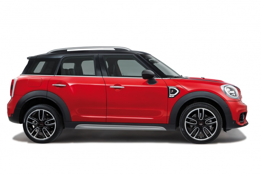 MINI Cooper S Countryman Sports launched – CKD, John Cooper Works aerokit and wheels, RM245,888 Image #803004