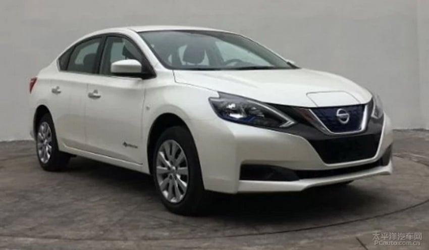 Nissan Sylphy EV to debut at Beijing show next week Image #806941