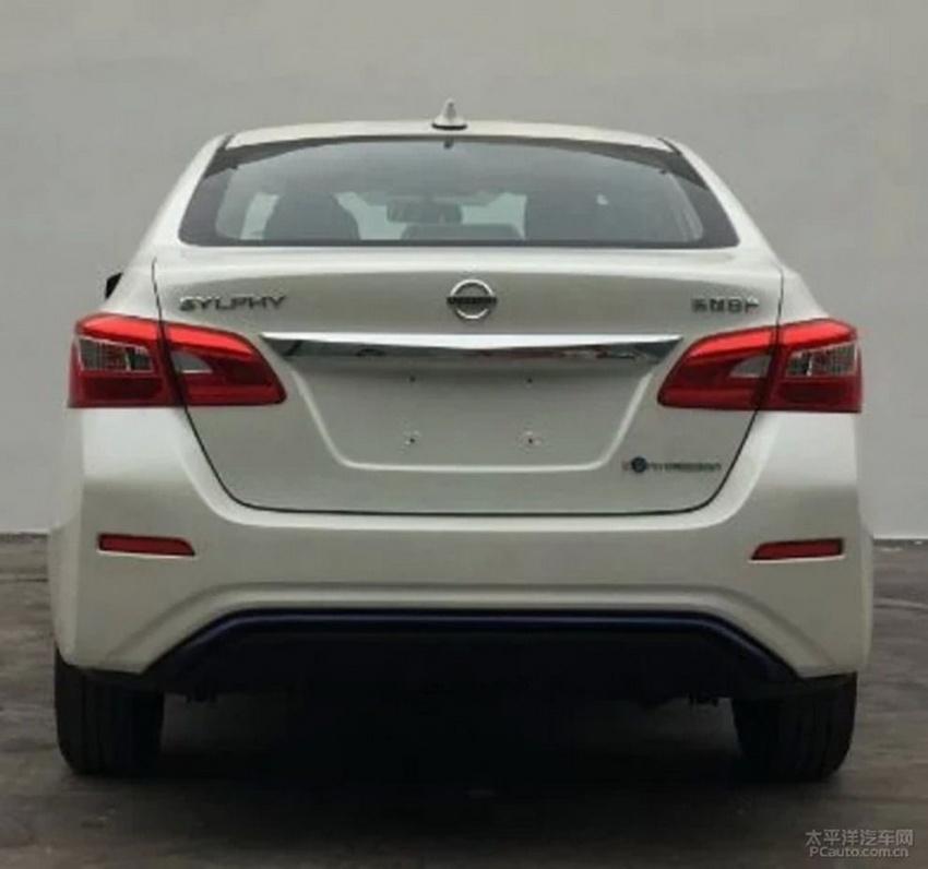 Nissan Sylphy EV diperkenal di Beijing minggu depan Image #806970
