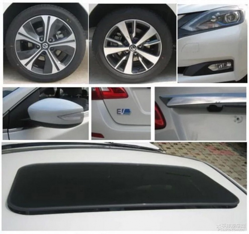 Nissan Sylphy EV to debut at Beijing show next week Image #806943