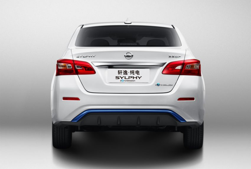 Nissan Sylphy Zero Emission debuts – built for China Image #810765