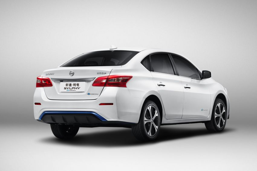 Nissan Sylphy Zero Emission debuts – built for China Image #810766