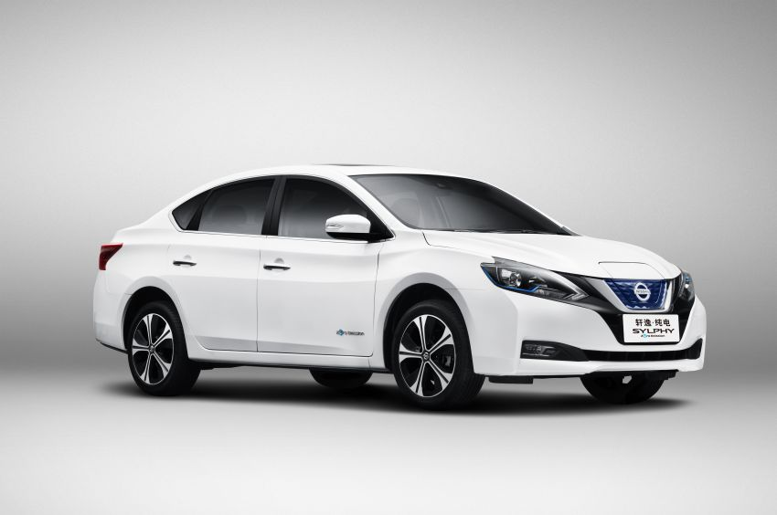 Nissan Sylphy Zero Emission debuts – built for China Image #810768