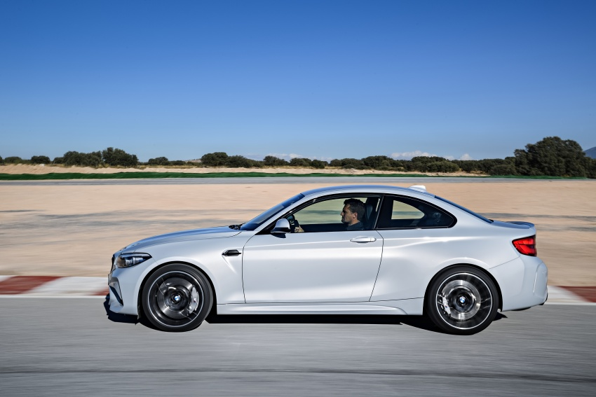BMW M2 Competition debuts – 410 hp biturbo engine Image #807913
