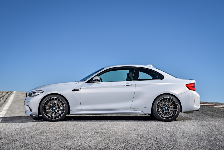 BMW M2 Competition debuts – 410 hp biturbo engine Image #807921