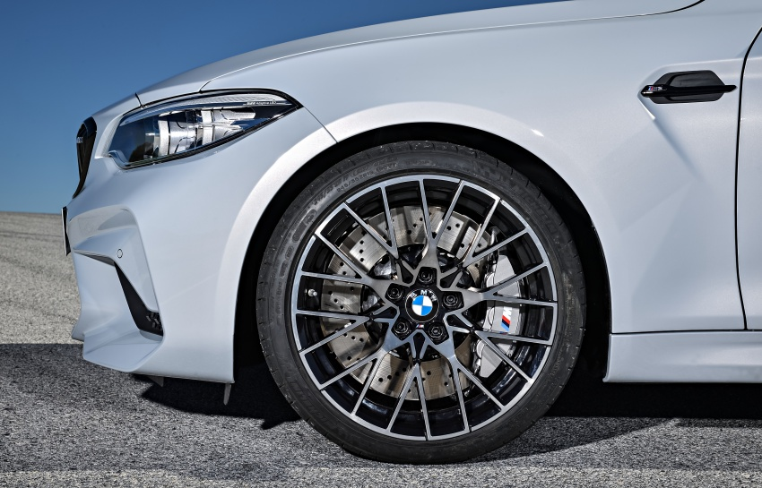 BMW M2 Competition debuts – 410 hp biturbo engine Image #807924