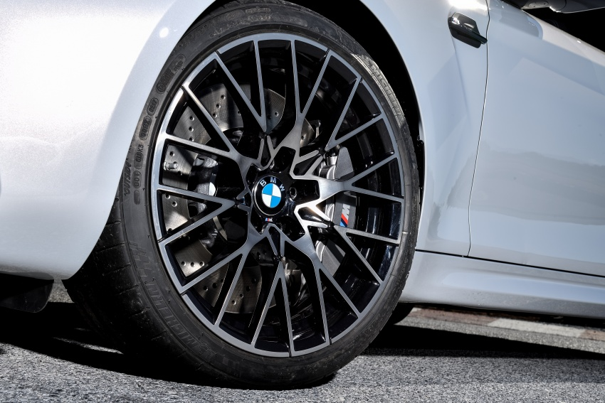 BMW M2 Competition debuts – 410 hp biturbo engine Image #807925