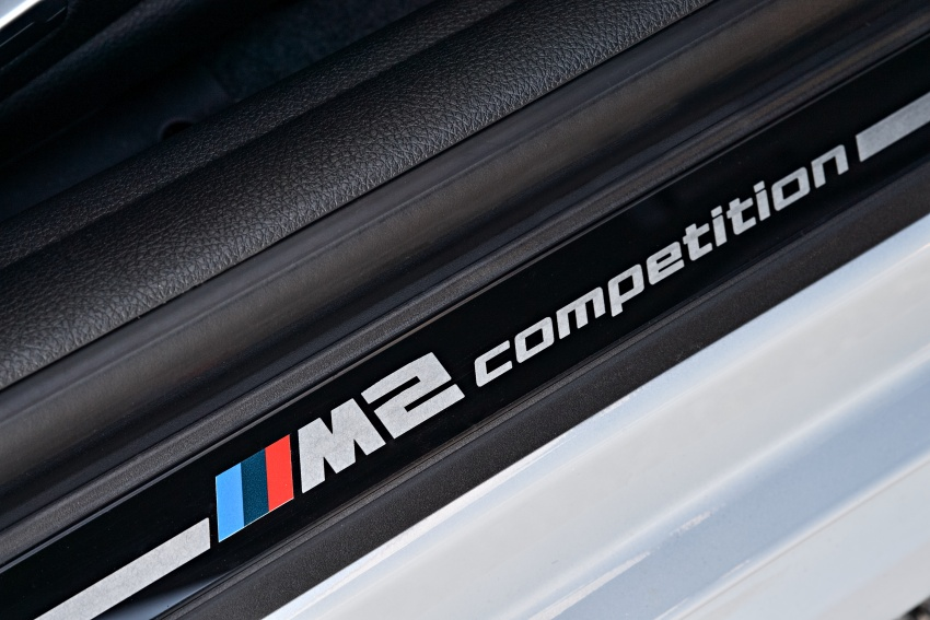 BMW M2 Competition debuts – 410 hp biturbo engine Image #807937