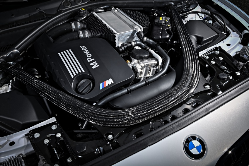 BMW M2 Competition debuts – 410 hp biturbo engine Image #807938