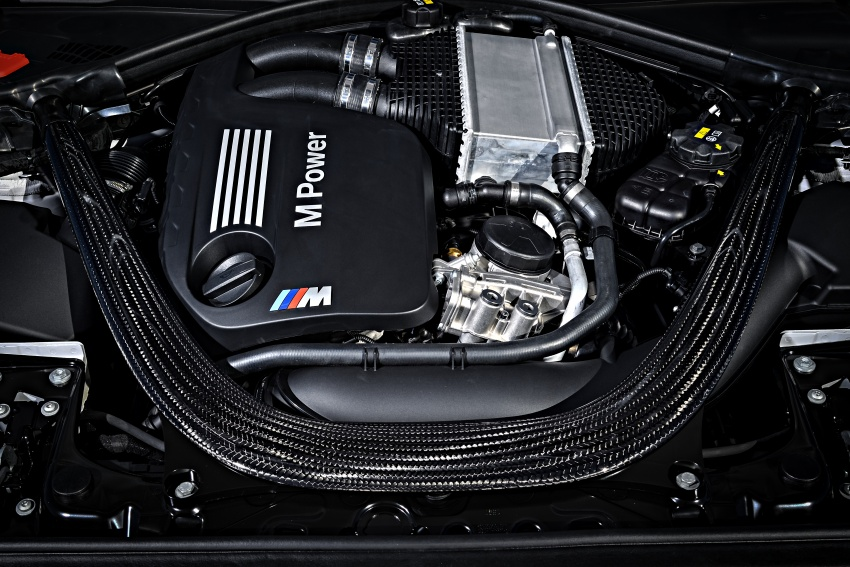 BMW M2 Competition debuts – 410 hp biturbo engine Image #807939
