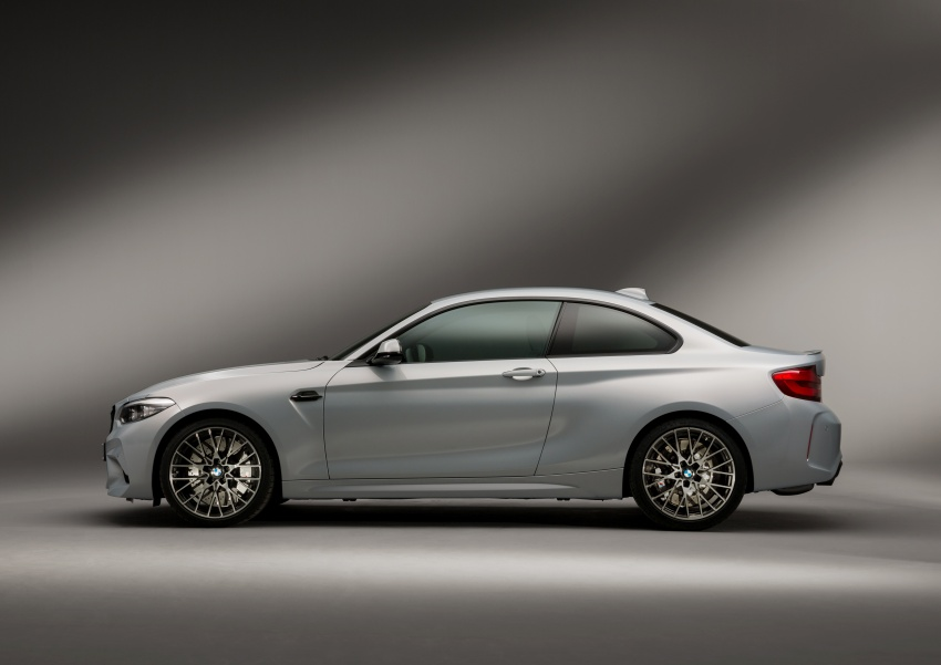 BMW M2 Competition debuts – 410 hp biturbo engine Image #807945
