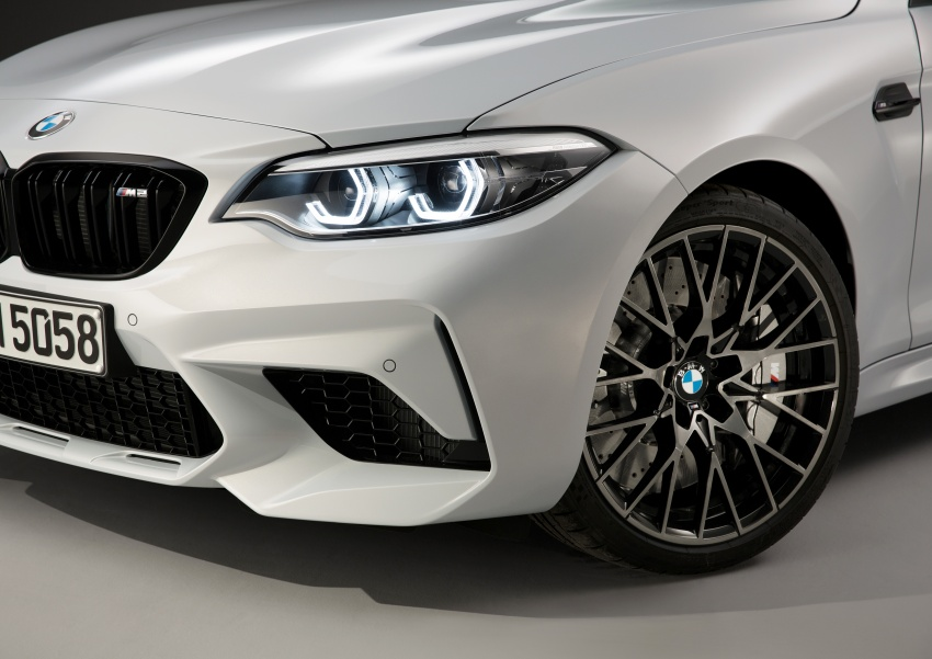 BMW M2 Competition debuts – 410 hp biturbo engine Image #807949