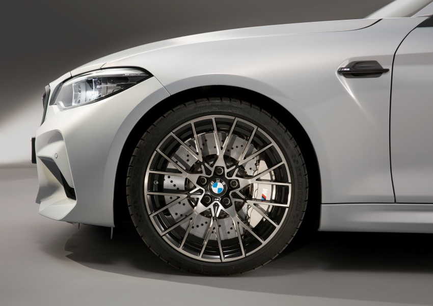 BMW M2 Competition debuts – 410 hp biturbo engine Image #807951