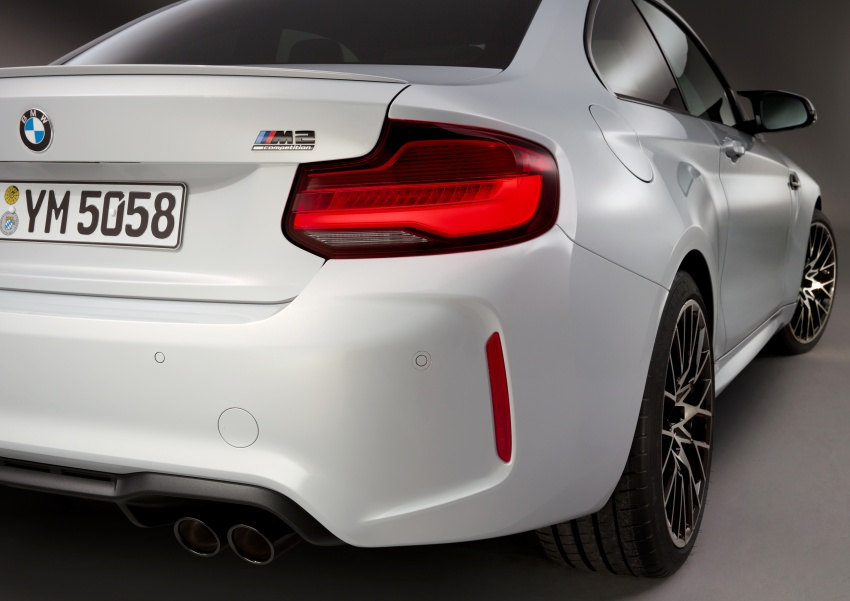 BMW M2 Competition debuts – 410 hp biturbo engine Image #807952