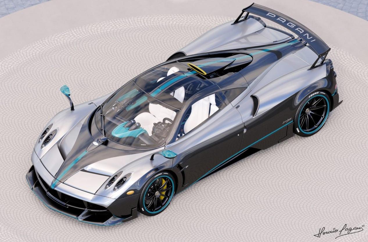 Pagani Huayra For Sale >> Pagani Huayra L'Ultimo – final coupe unit unveiled