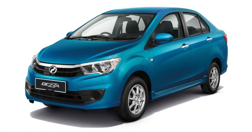 Perodua Bezza GXtra launched – replaces the 1.0 Standard G, more equipment but cheaper, fr RM35.5k Image #811688