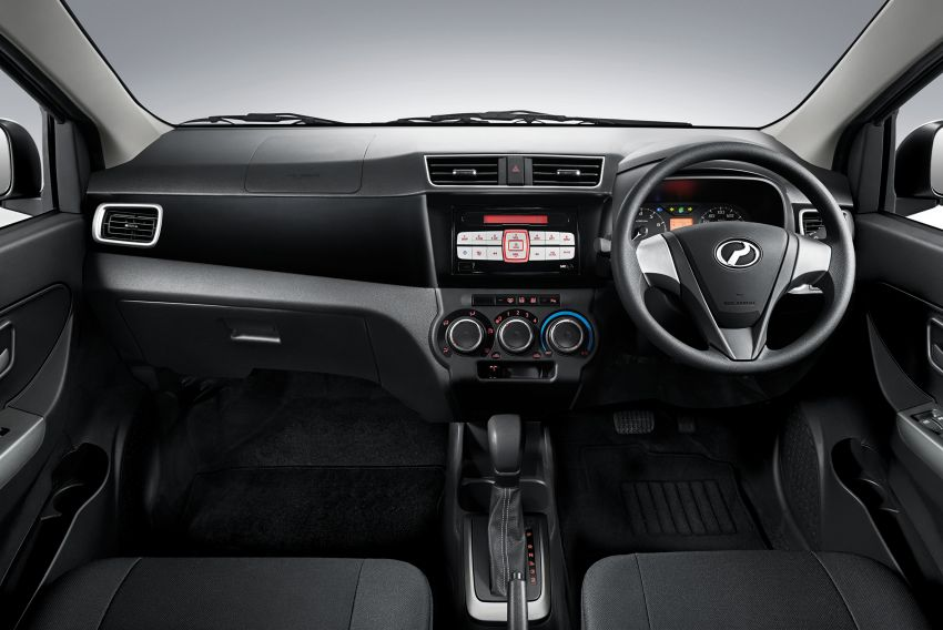 Perodua Bezza GXtra launched – replaces the 1.0 Standard G, more equipment but cheaper, fr RM35.5k Image #811690