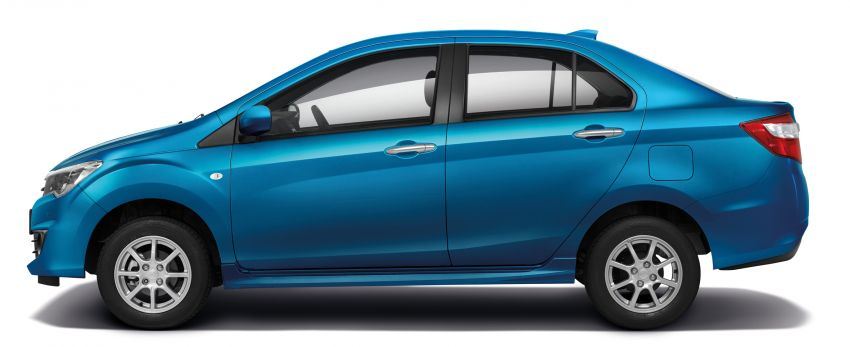 Perodua Bezza GXtra launched – replaces the 1.0 Standard G, more equipment but cheaper, fr RM35.5k Image #811691