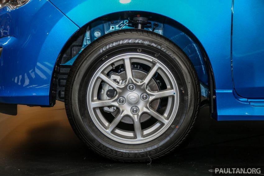 Perodua Bezza GXtra dilancarkan – lebih banyak elemen ditampilkan dan lebih murah, dari RM35.5k Image #811965