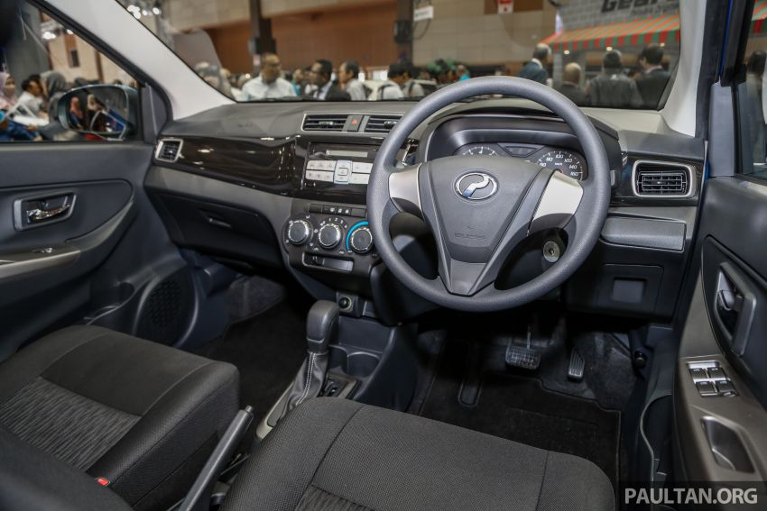 Perodua Bezza GXtra launched – replaces the 1.0 Standard G, more equipment but cheaper, fr RM35.5k Image #812007