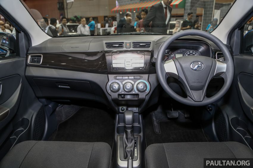 Perodua Bezza GXtra dilancarkan – lebih banyak elemen ditampilkan dan lebih murah, dari RM35.5k Image #811975