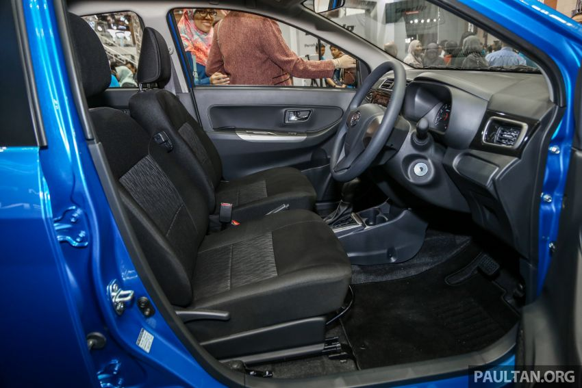 Perodua Bezza GXtra dilancarkan – lebih banyak elemen ditampilkan dan lebih murah, dari RM35.5k Image #811979