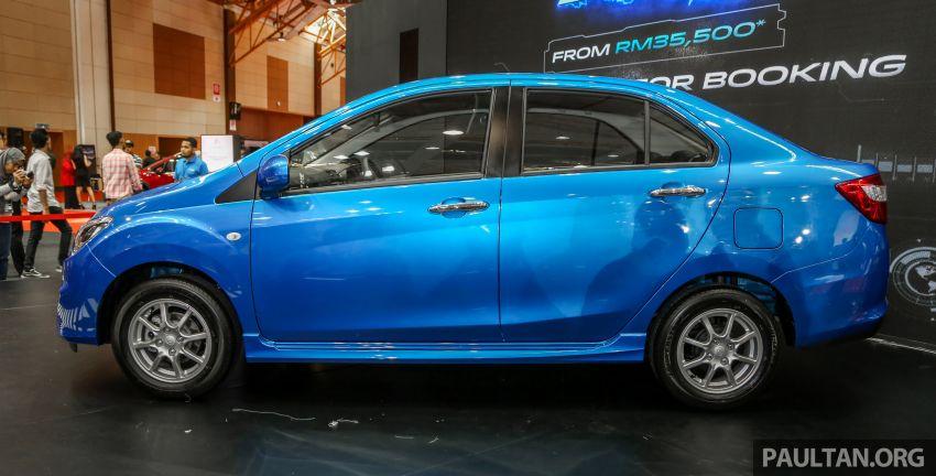Perodua Bezza GXtra dilancarkan – lebih banyak elemen ditampilkan dan lebih murah, dari RM35.5k Image #811936