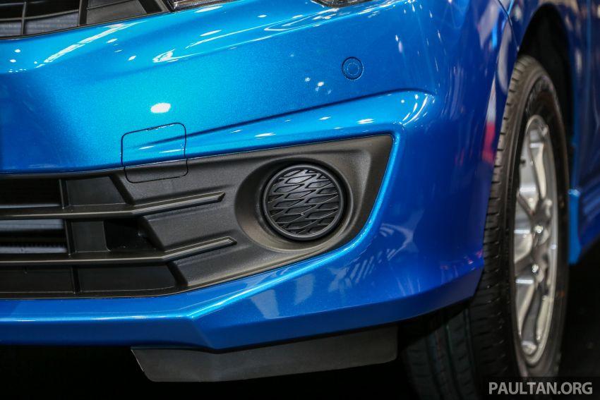 Perodua Bezza GXtra dilancarkan – lebih banyak elemen ditampilkan dan lebih murah, dari RM35.5k Image #811949