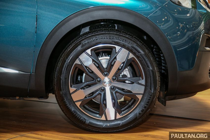 2018 Peugeot 5008 launched in Malaysia – RM174k Image #811208