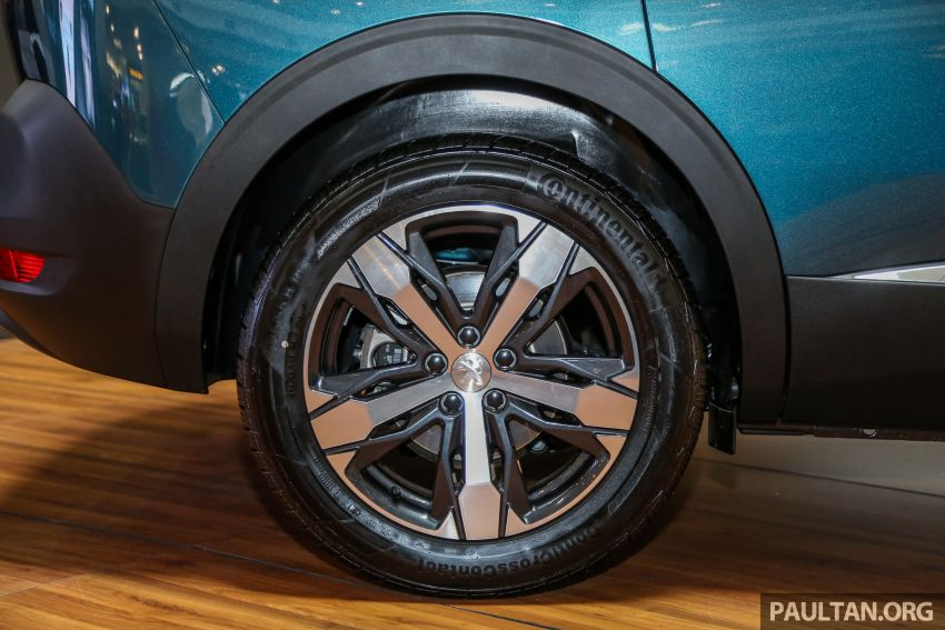 2018 Peugeot 5008 launched in Malaysia – RM174k Image #811217