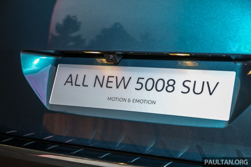 2018 Peugeot 5008 launched in Malaysia – RM174k Image #811225
