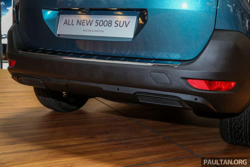 2018 Peugeot 5008 launched in Malaysia – RM174k Image #811227