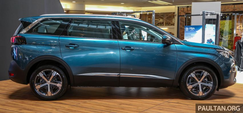 2018 Peugeot 5008 launched in Malaysia – RM174k Image #811198