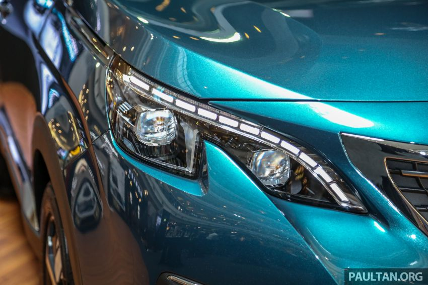 2018 Peugeot 5008 launched in Malaysia – RM174k Image #811200