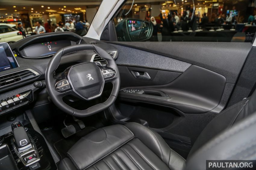 2018 Peugeot 5008 launched in Malaysia – RM174k Image #811258