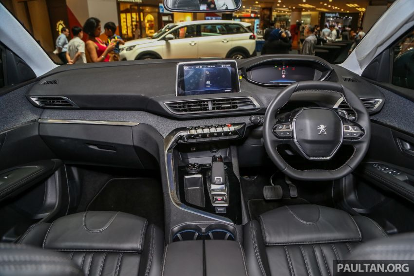 2018 Peugeot 5008 launched in Malaysia – RM174k Image #811236
