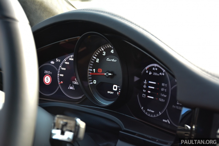 DRIVEN: E3 Porsche Cayenne tested on- and off-road – new brake technology, four-wheel steering and more Image #802585
