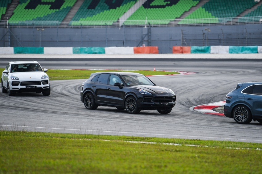 DRIVEN: E3 Porsche Cayenne tested on- and off-road – new brake technology, four-wheel steering and more Image #802649