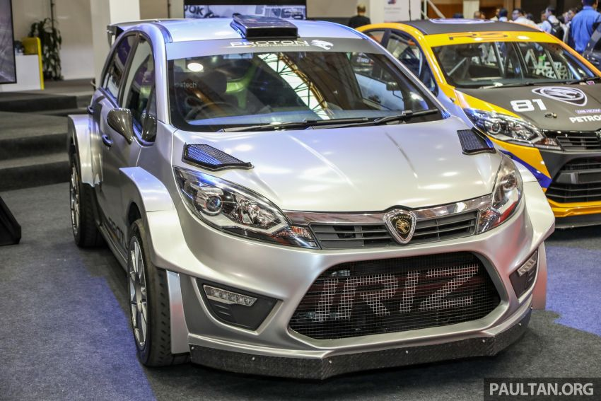 GALLERY: Proton Iriz R5 replica displayed in Malaysia Image #811923