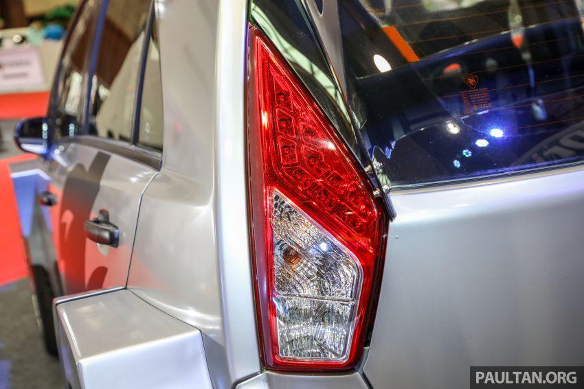 GALLERY: Proton Iriz R5 replica displayed in Malaysia Image #811956