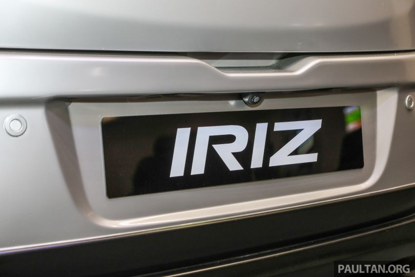 GALLERY: Proton Iriz R5 replica displayed in Malaysia Image #811959