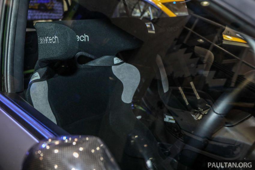 GALLERY: Proton Iriz R5 replica displayed in Malaysia Image #811968