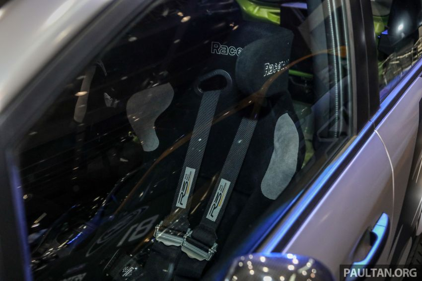 GALLERY: Proton Iriz R5 replica displayed in Malaysia Image #811969