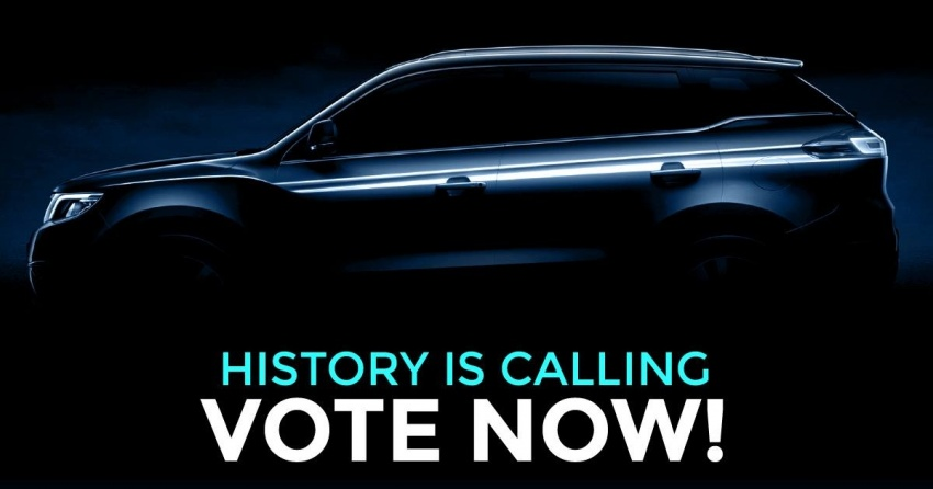 SUV pertama Proton dari Geely  Boyue – undian nama oleh netizen diperlukan, 'Bayu' tiada dalam senarai Image #800950