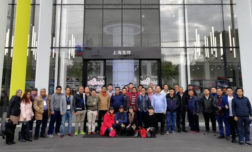 Proton dealers wowed by Lynk & Co Shanghai outlet Image #806672
