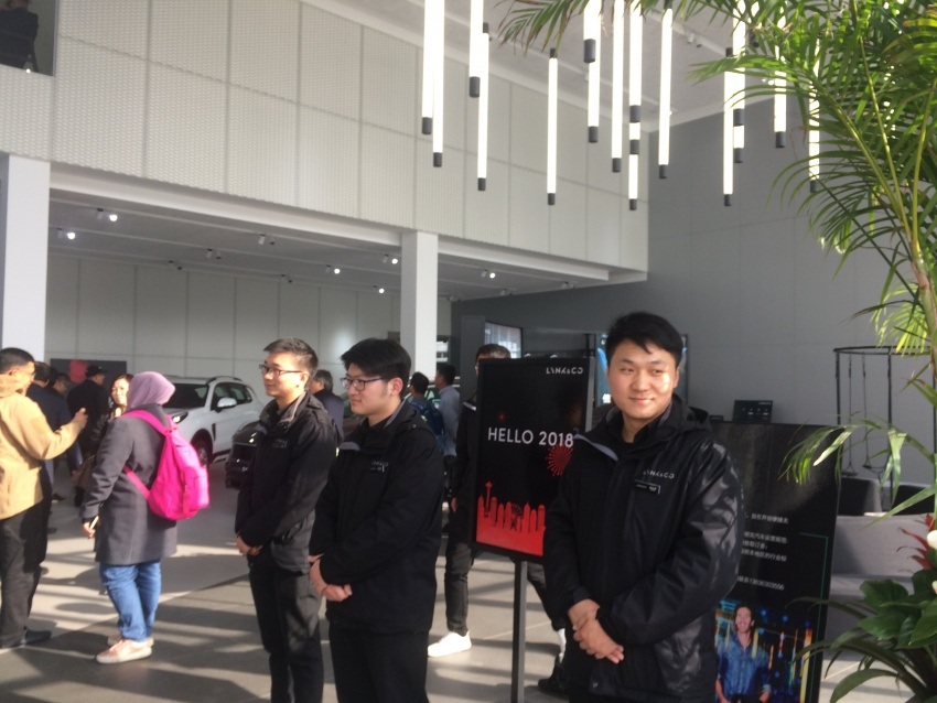 Proton dealers wowed by Lynk & Co Shanghai outlet Image #806684