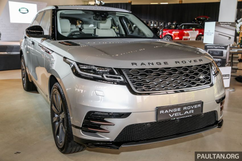 Range Rover Velar officially launched in Malaysia – three variants offered, prices start from RM530k Image #808736